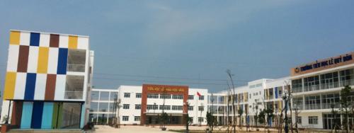 Hệ thống trường công lập trong Khu đô thị Dương Nội