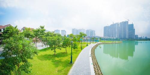 Hồ An Bình một điểm nhấn nổi bật về cảnh quan và môi trường sống tại dự án. Hệ thống Mentor, Connector của nghemoigioi.vn (một sản phẩm của Cenland). Hotline: 0903.819.868. Website: http://anbinhcity.geleximco.vn