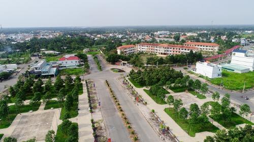 Dự án Thủ Thừa Phú Thanh ở Long An có ưu thế về thương mại, du lịch