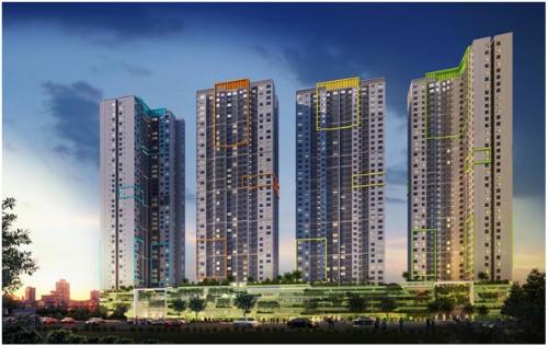 Sức hút của những dự án chung cư khép kín đa tiện ích