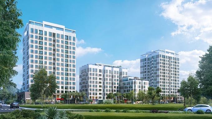 7 điểm nhấn của dự án Valencia Garden