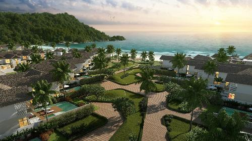 Nam Phú Quốc hút nhà đầu tư bất động sản nghỉ dưỡng