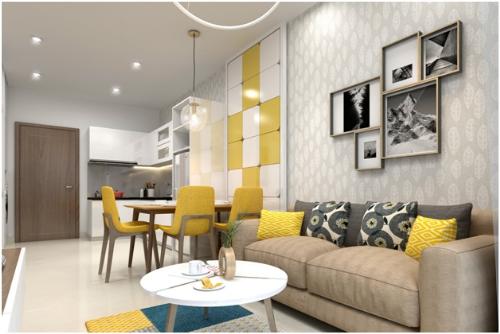 Trả trước 140 triệu sở hữu căn hộ ở cửa ngõ Đông Sài Gòn