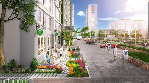 Green Bay Garden - dự án căn hộ tầm trung tại Quảng Ninh