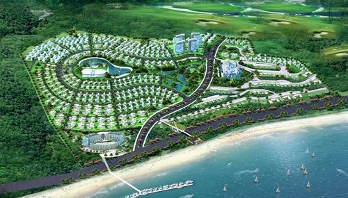 Vừa đầu tư, vừa nghỉ dưỡng với biệt thự biển Majestic Village