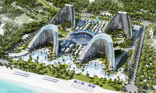 Lợi thế của dự án nghỉ dưỡng kết hợp du lịch, giải trí