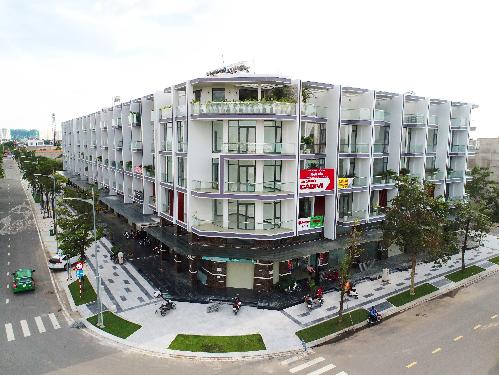 Khu đô thị Vạn Phúc ra mắt loạt sản phẩm nhà phố dịp cuối năm