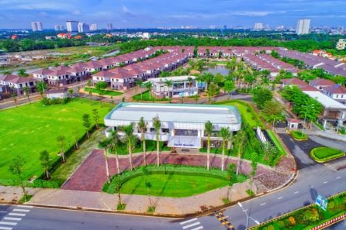 Mở bán đợt cuối biệt thự đơn lập, nhà phố ở Nam Sài Gòn