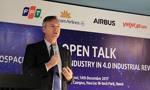 Hàng không Việt ứng dụng công nghệ số để tối ưu hoạt động bay