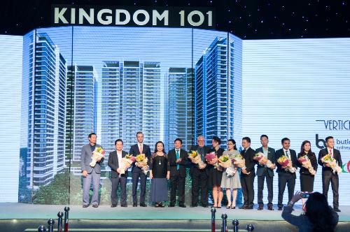 Cenland trở thành đơn vị phân phối dự án Kingdom 101