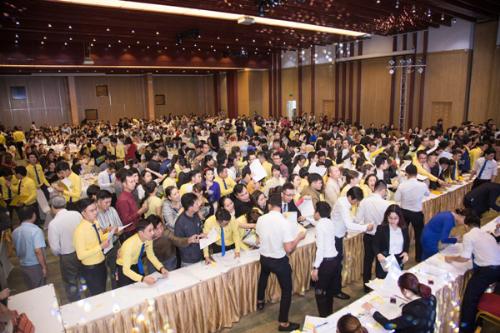 Hơn 800 khách hàng tham dự mở bán dự án Mỹ Gia