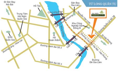 Arden Park - khu biệt thự xanh tại Hà Nội