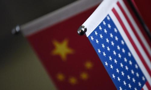 Mỹ - Trung có thể đối đầu nhiều hơn về thương mại năm tới. Ảnh: AFP