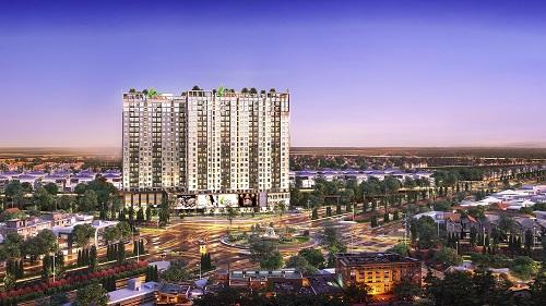 LDG Group triển khai dòng căn hộ thông minh khu Tây Sài Gòn