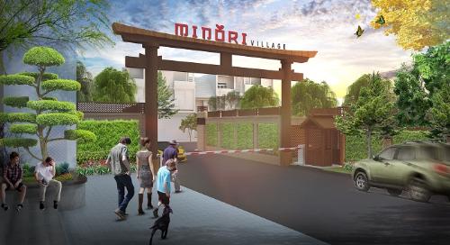 Không gian sống đậm phong cách Nhật tại Minori Village