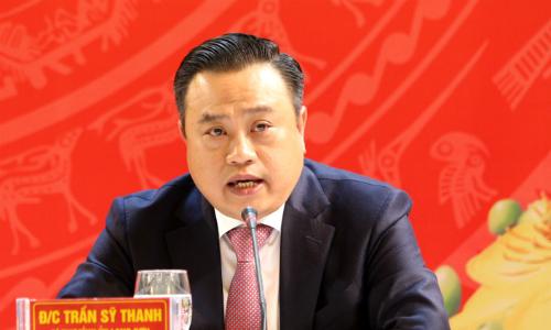 Bí thư Lạng Sơn làm Chủ tịch Tập đoàn Dầu khí