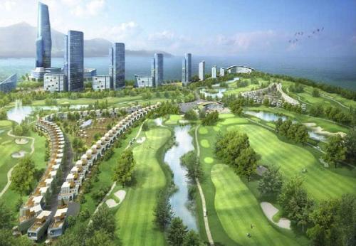 Loại sân golf khỏi siêu dự án dính líu đến đại gia Vũ 'Nhôm'