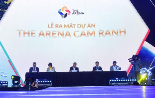 Dự án The Arena ra mắt tại Hà Nội