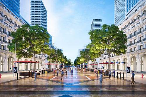 Quy hoạch tiềm năng tại khu đô thị Halong Marina