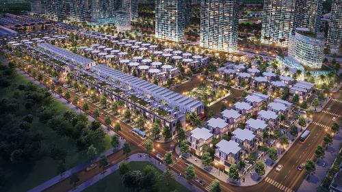 Dự án Đông Tăng Long - Hưng Lộc mở bán đợt đầu