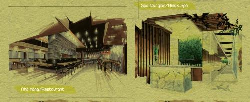 Không gian sống nghệ thuật trong C.T Plaza Nguyên Hồng
