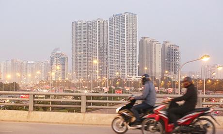 Thị trường bất động sản đầy biến động, tranh chấp trong năm 2017
