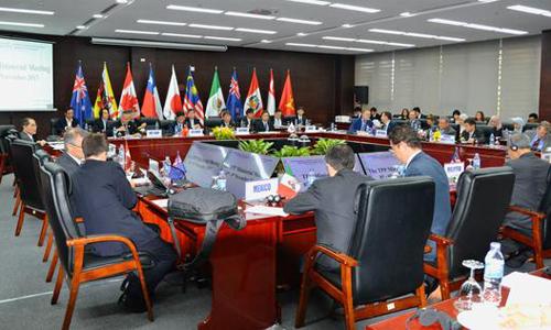 Nhật muốn ký TPP 11 vào tháng 3 tới