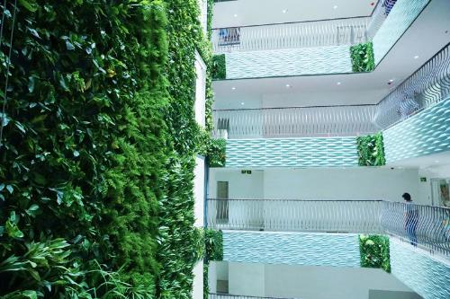 Điểm nhấn giúp Léman Luxury Apartments hút khách nước ngoài