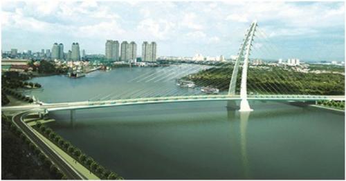 Bất động sản khu Nam TP HCM bứt phá với các dự án nghìn tỷ