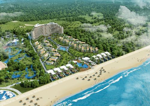 Đầu tư sinh lời với dự án nghỉ dưỡng Kahuna Hồ Tràm Strip