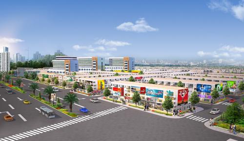 Sở hữu đất nền Bến Cát Center City 2 chỉ với 480 triệu đồng