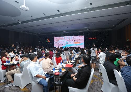 95% giao dịch thành công tại sự kiện mở bán block C CitiEsto