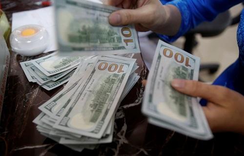 Dự trữ ngoại hối VIệt Nam đạt mức cao kỷ lục trong năm 2017. Ảnh: Reuters