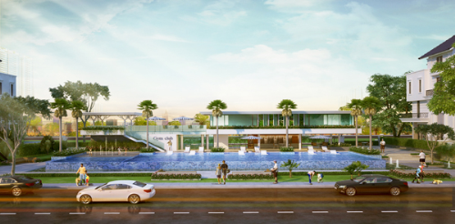 Không gian sống cao cấp tại Saigon Mystery Villas
