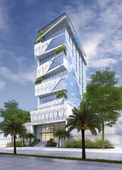Dự án Phu Gia Thinh Tower cất nóc vượt tiến độ 45 ngày
