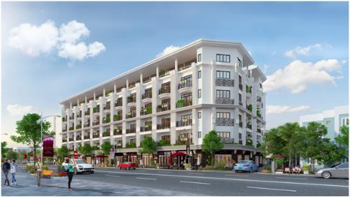 Ra mắt dự án Shophouse 124 Vĩnh Tuy