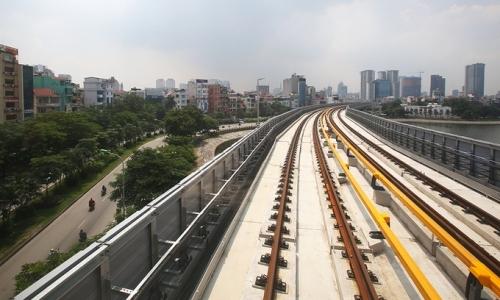 Hà Nội nghiên cứu tuyến đường sắt đô thị Mai Dịch - Dương Xá