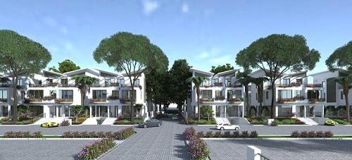 Khai Sơn Hill - biệt thự phong cách Mỹ tại Long Biên, Hà Nội