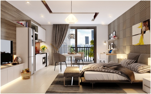 Tiềm năng đầu tư căn hộ cho thuê tại phía Tây Thủ đô