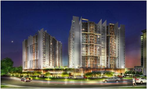Tiềm năng căn hộ dịch vụ tại thành phố công nghiệp