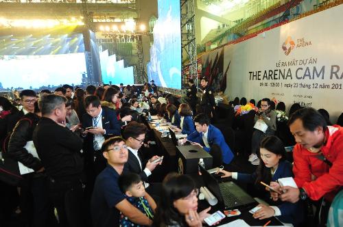 Sắp ra mắt dự án nghỉ dưỡng giải trí The Arena tại Nha Trang
