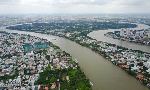 Chúa đảo Tuần Châu làm Đại lộ ven sông Sài Gòn
