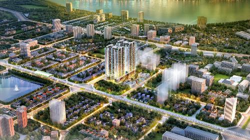 Ra mắt dự án 6th Element phía Tây Hà Nội