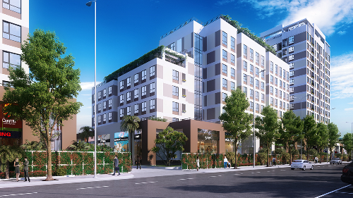 Nhiều ưu đãi cho khách mua căn hộ Valencia Garden dịp cuối năm