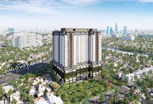 Căn hộ Sunshine Avenue liền kề đại lộ Võ Văn Kiệt giá từ 1,1 tỷ đồng
