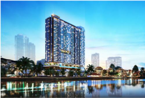 Tiện ích hạng sang tại dự án căn hộ của nhà đầu tư Singapore