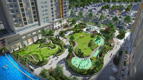 Ra mắt Khu dân cư phức hợp cao cấp Victoria Village tại quận 2