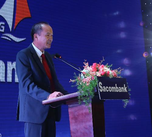 Dương Công Minh, Chủ tịch HĐQT Sacombank cho biết, mục tiêu của ngân hàng là xử lý nợ xấu ít nhất cũng phải bằng với năm 2017, hơn 19.000 tỷ đồng.