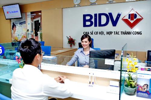Lợi nhuận BIDV tăng cao năm 2017. Ảnh: PV.