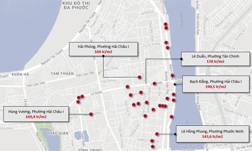 Giá đất 31 nhà công sản liên quan đến Vũ 'Nhôm' đắt ra sao